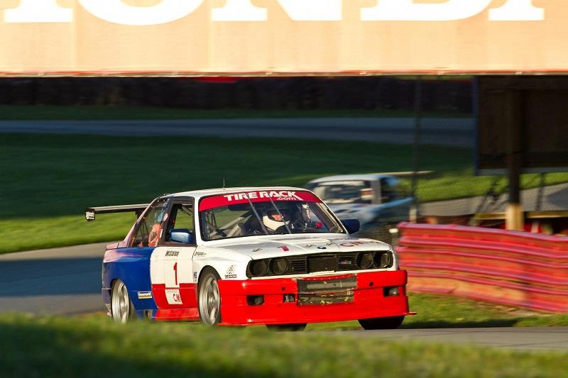 1988 bmw m3 race car